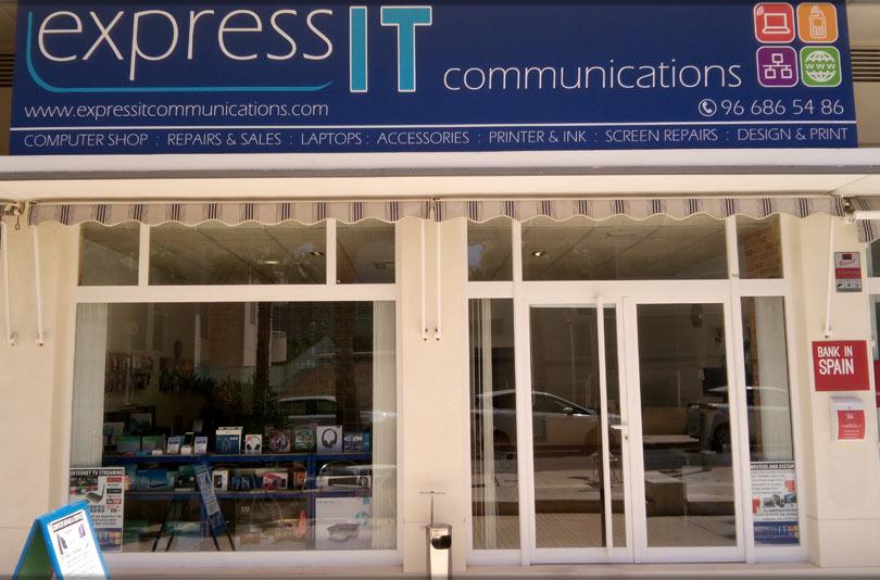 computer shop in albir
